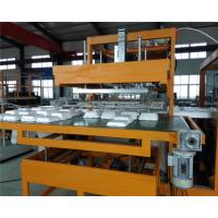 Wholesale White Plastic Foam Food Container Machine Water Cooling PLC Controlled from china suppliers
