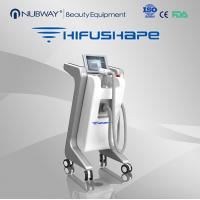 Wholesale high-tech Hifu High Intensity Focused Ultrasound Slimming Machine from china suppliers
