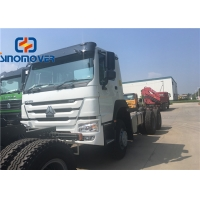 Wholesale 10 Wheeler 371 Howo Tractor Truck For Container from china suppliers