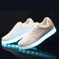 Wholesale led shoes with rechargeable lithium battery from china suppliers