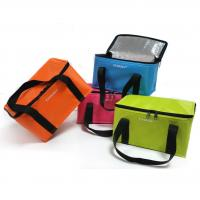 Wholesale Promotional Colorful Lunch Cooler Bags 130g Weight With Customized Logo from china suppliers