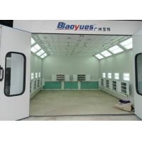 Buy cheap 6.9M Rear Side Draft Infrared Spray Paint Booth Multi Functional CE TUV Certification from Wholesalers