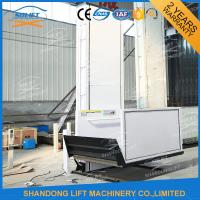 China 250kgs 4.5m CE Hydraulic Home Wheelchair Elevator Disabled Hydro-wheelchair Lift on sale