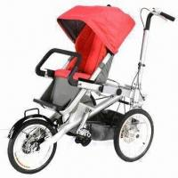 China Aluminum Kangaroo Bike for Babies/kids, with Aluminum lloy Chain Wheel on sale