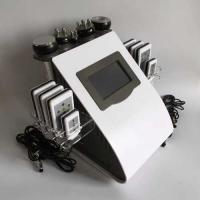 Wholesale ultrasound technology Liposuction Beauty Equipment for Body Sculpture Cellulite Treatment from china suppliers
