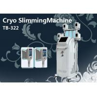 Wholesale 4 Handles Cryolipolysis Fat Freezing Cellulite Treatment Machine Non Surgical from china suppliers