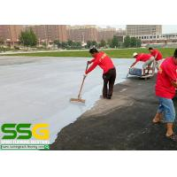 Buy cheap Synthetic Permeable Running Track Basement-Sealing On-site Construction Service from wholesalers