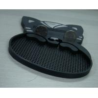 Wholesale Black Plastic Coin Tray Non Slip Soft PVC Cash Tray For Restaurant from china suppliers