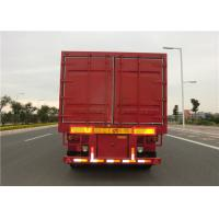 Quality Multi - Pull Cargo Container Movers Container Semi Trailer Light Self - Weight for sale