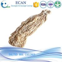 Wholesale China Supplier Edible Natural Salted Sausage Casings/ Natural Casings/Casings with FDA ISO Certificate from china suppliers