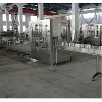 Buy cheap 380V 50Hz Electric Food Filling Machine PLC Control For Juice / Water from wholesalers