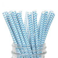 Wholesale FDA Certificate Disposable Biodegradable Paper Straws With Different Pattern from china suppliers
