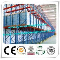 Wholesale High Speed C Z Purlin Roll Forming Machine For Storage Shelf Racking System from china suppliers