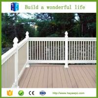 Wholesale Wholesale extruded plastic wood composite panel exterior boards from china suppliers
