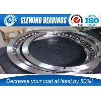 Wholesale GCr15 / 50Mn Material Cross Roller Bearing Highest Precision Rotating Movements from china suppliers