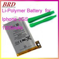 Wholesale for iphone 3GS battery 16GB 32GB from china suppliers