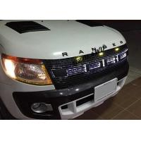 Wholesale Ford Ranger Black Grill With LED Lights ,  Ford Ranger T6 Accessories from china suppliers