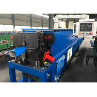 Wholesale Automatic Downpipe Roll Forming Machine With Bending And Necking Die from china suppliers