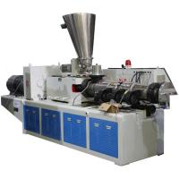 Buy cheap Plastic Wood Plastic Composite Profile Extrusion Equipment CE ISO Certification from wholesalers