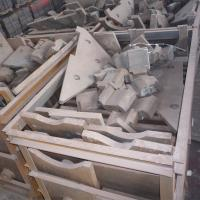 Buy cheap crusher wear resistant steel plate side plate breaker plate check plates guard plates from wholesalers