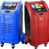 China Large Gas Automotive Refrigerant Recovery Machine Heavy duty Automatical on sale