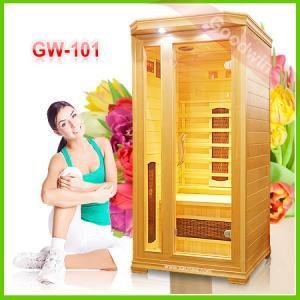 China Infrared sauna room gw-101 on sale
