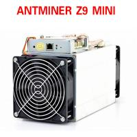Wholesale 65db Bitmain Antminer Z9 mini hashrate 10k Sol/s miner with Equihash hashing algorithm from china suppliers