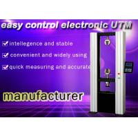 Wholesale Easy Control Shear Electronic Universal Testing Machine With Constant Displacement from china suppliers