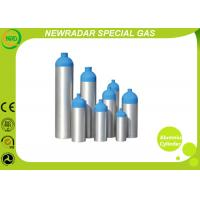 Wholesale Compressed Gas Cylinders Specialty Gas Equipment Seamless Alumnium from china suppliers