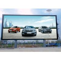 Wholesale Full Color P10 Outdoor Advertising LED Display IP65 For Fixed Installation from china suppliers