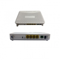 Wholesale Hot Original Xpon Onu Fiber Wifi Modem 1GE+3FE +CATV With 5dbi Antenna from china suppliers