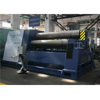 Wholesale Hydraulic Heavy Duty Rolling Machine , CNC Metal Plate Rolling Machine from china suppliers