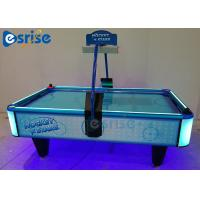 China Indoor Arcade Air Hockey Table , Hockey Game Machine Air Hockey Ping Pong on sale