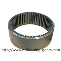 Wholesale Auto Parts Internal Gear Hub Industry Inner Blackened Aluminum Spur Gears from china suppliers