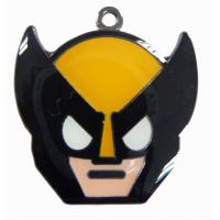 Wholesale Souvenir gifts Superman facebook metal charms / Custom Hang Tags with metal iron from china suppliers