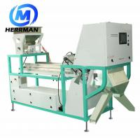 Herrman Automatic Color Sorting Machine / Industrial Belt Color Sorter For Ore LD30