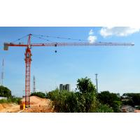 Wholesale Free stand tower 50m Tower Crane QTZ125 (6515) from china suppliers