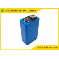China 10.8V 1200mah LiSOCl2 battery ER9V lithium non rechargeable battery For GPS on sale