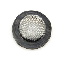 Wholesale SS316L 0.5mm Mesh Washer Filters With Rubber Edge Hose from china suppliers