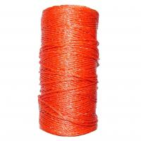 Wholesale Hot sale electric fence shock PE UV stabilized poly rope for animal farm fence QL715 from china suppliers