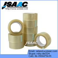 Wholesale Common transparent BOPP box sealing tape from china suppliers