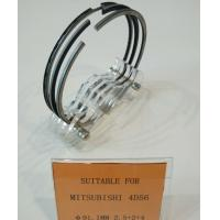 Quality Good Performance Mitsubishi 4D35 Piston Rings First Ring Nodular Iron 110x3+2.5+4mm for sale