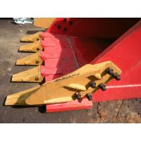 China 0.8cbm 5 tooth Construction Equipment Parts Hitachi EX200-1  used excavator bucket on sale