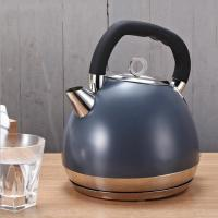 Quality British 304 stainless steel water kettle electric 220v for home for sale