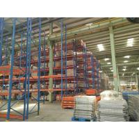 Wholesale Vertical Radio Shuttle  Heavy Duty Pallet Racking System  Industrial  CE  SGS TUV from china suppliers