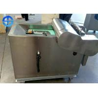 China High Speed Electric Crouton Cutting Machine 400-1000kg/H For Salad / Soup on sale