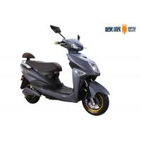 60V20AH SLA Max Speed 50km/h More than 100km Long Range Per Charge Electric Moped Scooter