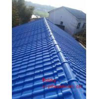 Wholesale Replace Clay Roof Tile Forming Machine / PVC Roofing sheet Roll Forming Line from china suppliers