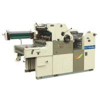 China One Color Offset Printing Presses with Numbering and Perforating Function (YC47IINP) on sale