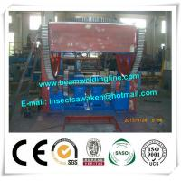 China Custom Large Rotary Pipe Welding Positioner Used With T Slot Screws on sale